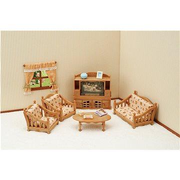 Sylvanian Families set - obývací pokoj (5054131053393)