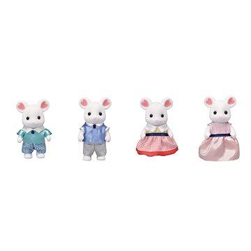 Sylvanian Families Rodina Marshmallow myšky (5054131053089)