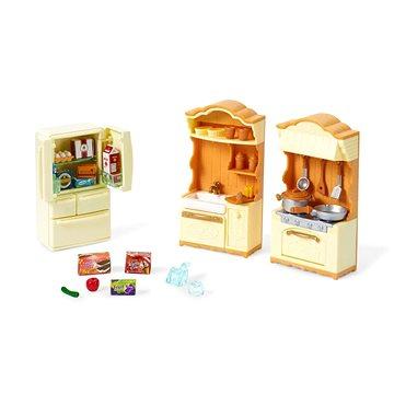Sylvanian Families set - kuchyňská linka s ledničkou (5054131053416)