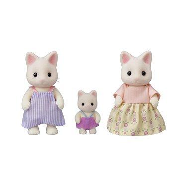 Sylvanian Families Rodina 3 květinové kočky (5054131053737)