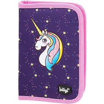 Školní penál klasik Unicorn (8595054272296)