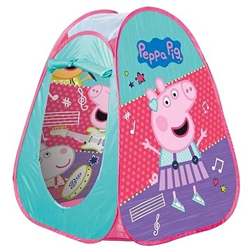 John Pop Up stan Pepa Pig 75 x 75 x 90cm (4006149728443)