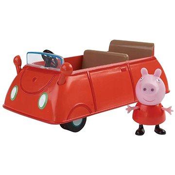 Peppa Pig Rodinné auto + figurka (5029736060596)