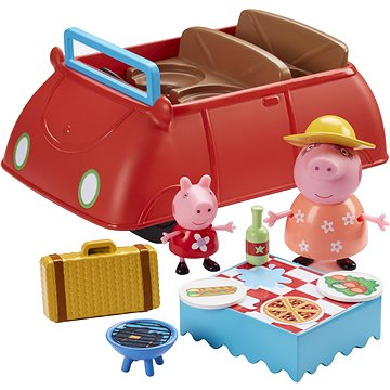 Peppa Pig Auto deluxe se zvukovymi efekty (5029736069216)