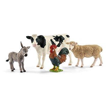 Schleich 42385 Set domácí zvířátka (4055744012587)