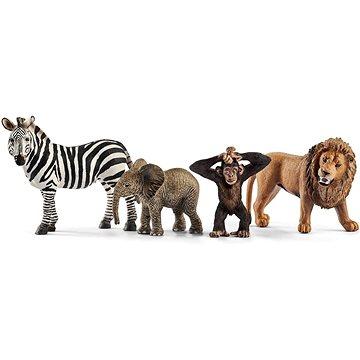Schleich 42387 Set divoká zvířátka (4055744012723)