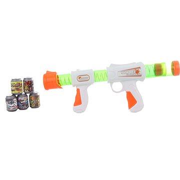Pistole na míčky s terčem (8592386085822)