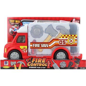Auto požární s doplňky na baterie (8592386085174)