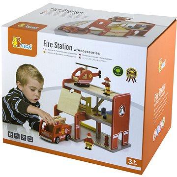 Dřevěná hasičská stanice (6934510508289)