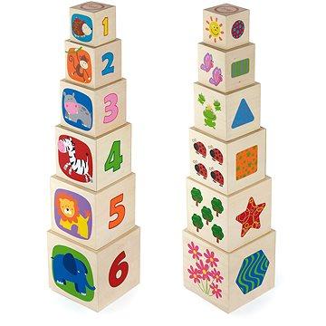 Dřevěná stavěcí vež (6934510503925)