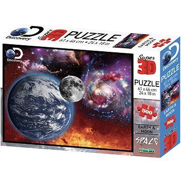 Puzzle Vesmír 3D (670889100810)