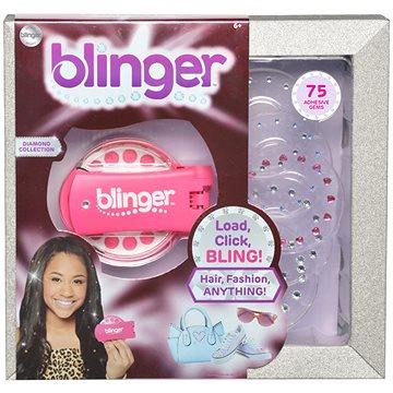 Blinger: Diamond Collection - růžová (889933185011)