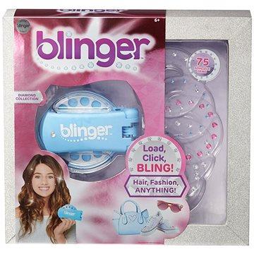 Blinger: Diamond Collection - tyrkysová (889933185028)