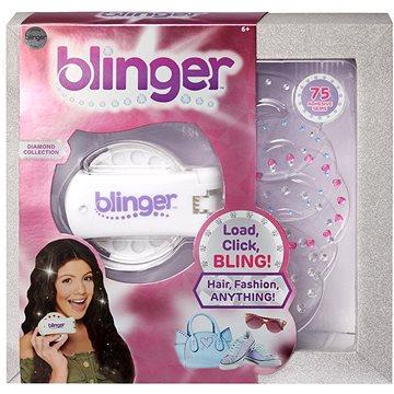 Blinger: Diamond Collection - bílá (889933185035)