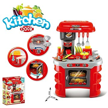 Kuchyň s příslušentsvím, na baterie (8590756033770)