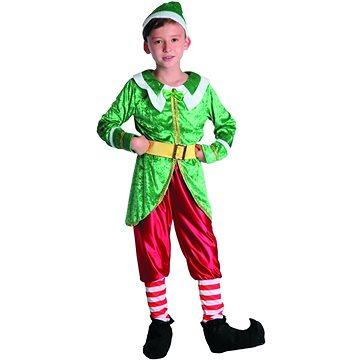 Šaty na karneval - skřítek (8590756038485)