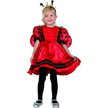 Šaty na karneval - beruška (8590756038775)