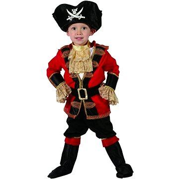 Šaty na karneval - pirát (8590756038805)