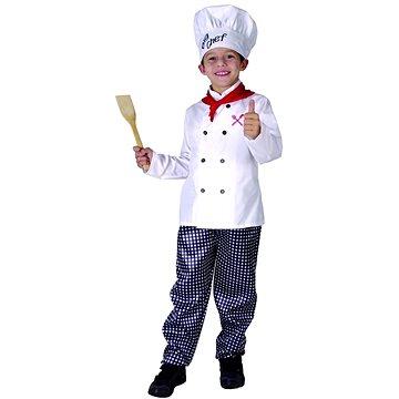 Šaty na karneval - kuchař (8590756039581)