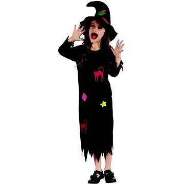 Šaty na karneval - čarodějka (8590756955164)