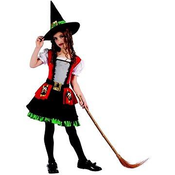 Šaty na karneval - čarodějka (8590756955201)