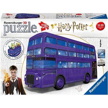 Ravensburger 3D 111589 Harry Potter Rytířský autobus (4005556111589)