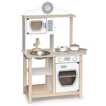 Dřevěná moderní kuchyňka (6934510516260)