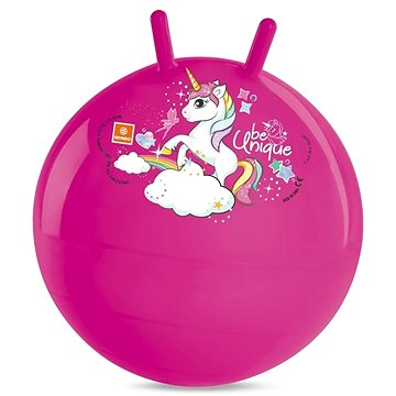 Skákací míč 50 cm - Jednorožec (8001011066018)