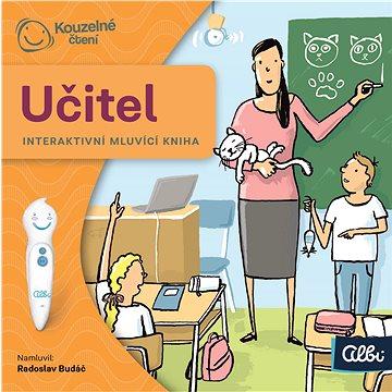 Kouzelné čtení Minikniha povolání - Učitel (9788087958803)