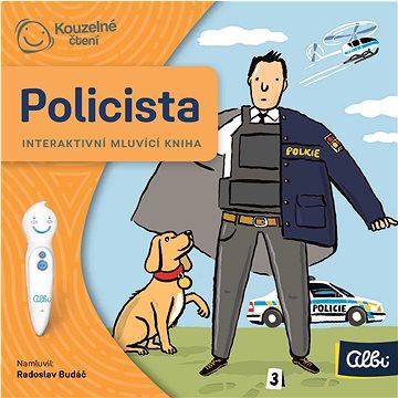 Kouzelné čtení Minikniha povolání - Policista (9788087958810)
