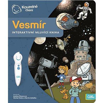 Kouzelné čtení Kniha Vesmír (9788087958476)