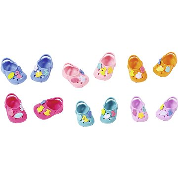 BABY born Gumové sandálky (4001167824597)