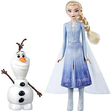 Frozen 2 Olaf a Elsa (5010993612383)