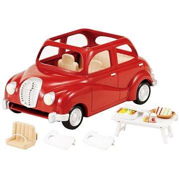 Sylvanian Families Rodinné auto červené (5054131052730)