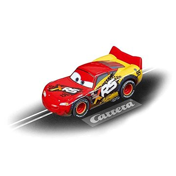 Carrera GO/GO+ 64153 Cars Lightning McQueen Mud (4007486641532)