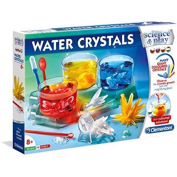 Clementoni Vodní krystaly (8005125501489)