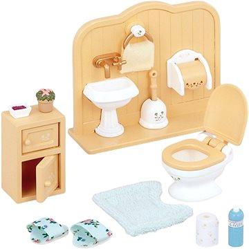 Sylvanian Families Toaleta a příslušenství set (5054131050200)