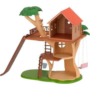 Sylvanian Families Dům na stromě (5054131046180)