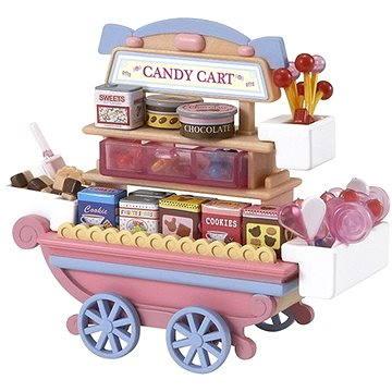 Sylvanian Families Pojízdný obchod s bonbóny (5054131050538)