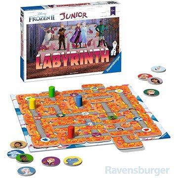 Ravensburgser 204991 Labyrinth Junior Disney Ledové království 2 (4005556204991)
