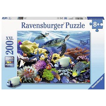 Ravensburgser 126088 Vodní želvy 200 dílků (4005556126088)