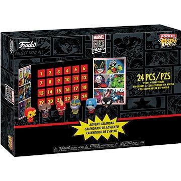 Funko POP Adventní kalendář: Marvel (Pocket POP) (889698427524)