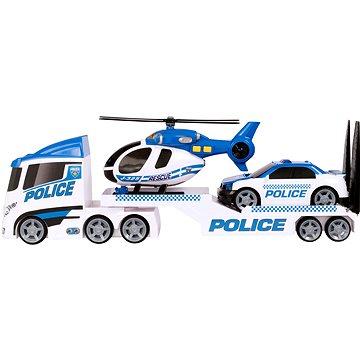 Teamsterz policejní přeprava helikoptéry se zvukem a světlem (5050841689815)