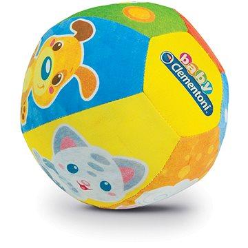 Clementoni Hudební míček se zvířátky (8005125171095)