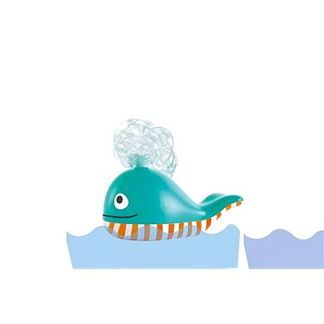 Hape Hračky do vody - Velryba s pěnou (6943478025110)