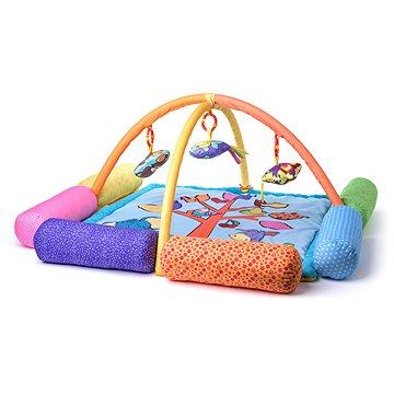 NINY – Baby hrací deka s hrazdou (8591864700233)