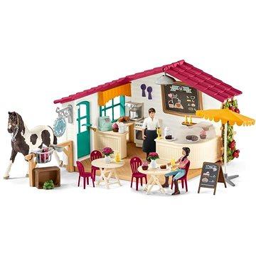 Schleich Kavárna pro jezdce (4055744036187)
