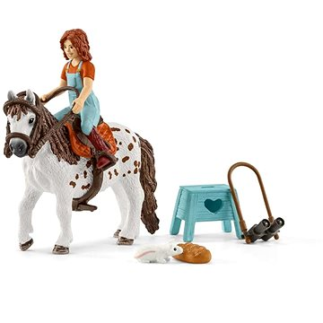 Schleich 42518 Horse Club Mia a Spotty (4055744036194)