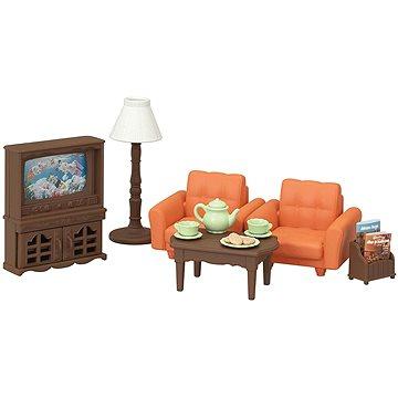 Sylvanian Families Nábytek - obývací pokoj (5054131053799)