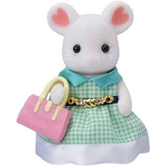 Sylvanian Families Město - slečna Marshmallow myška (5054131053645)